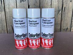 ColorTone Aerosol Guitar Lacquer Sealers