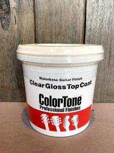 ColorTone Waterbase Guitar Finish - Clear Gloss Top Coat