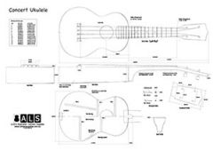Concert Ukulele Plan