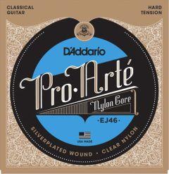 D'Addario EJ46 Classical Guitar Strings - Hard Tension