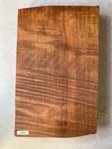 Figured Californian Redwood Violin/Mandolin Top #M09 - First Grade - Extra Thick