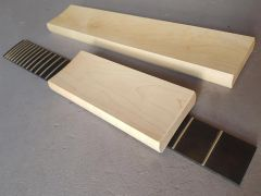 Fingerboard Radius Sanding Blocks