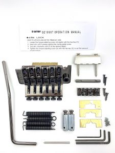 Gotoh GE-1996TCK Floyd Rose Tremolo & Nut - 40mm Block - Cosmo