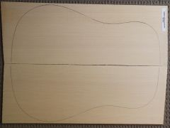 German Spruce Acoustic Guitar Top #26 - AAA Grade