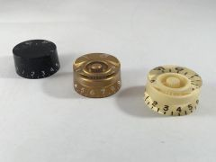 Les Paul Style Speed Knobs