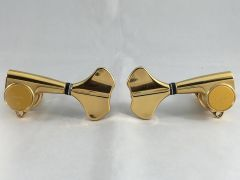Gotoh GB-707G Bass Tuners - Gold