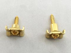 Gotoh RG105+130G Vintage String Retainer Set - Gold