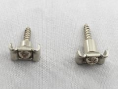 Gotoh RG105+130N Vintage String Retainer Set - Nickel
