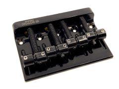 Gotoh 201B-4B 4-String Bass Bridge - Black