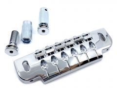 Gotoh 510UBC Wraparound Tail Piece - Chrome