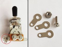 Grounding Kits for Toggle Switches