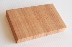 End Block Blank - Queensland Maple