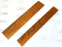 Hairy Oak Guitar Fingerboard Blank - 1st Grade