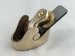 Ibex Thumb Plane - 36mm long - 12mm blade - Curved Base