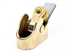 Ibex Thumb Plane - 36mm long - 12mm blade - Flat Base