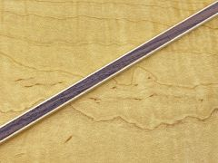 Backstrip - Indian Rosewood with Maple Laminate