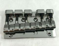 Gotoh J510BO-5CK 5-String Bass Bridge - Cosmo