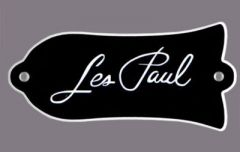 Bell Shaped Truss Rod Cover - 'Les Paul' - Left Handed