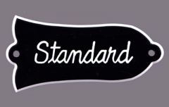 Bell Shaped Truss Rod Cover - 'Standard'