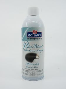 Mohawk Aerosol Perfect Blend Waterborne Lacquer - Gloss