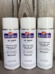 Mohawk Aerosol Nitrocellulose Lacquer