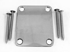 Gotoh NBS-3CK Neck Plate with Screws - Cosmo