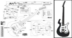 Parker Nitefly Electric Guitar Plan
