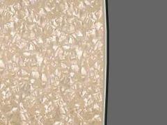 Pickguard Blank - Laminated Pearl/White/Black