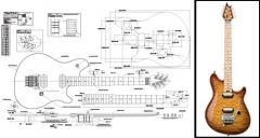 Peavey Wolfgang Electric Guitar Plan