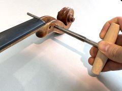 Peg Hole Reamer for Violin/Viola/Flamenco