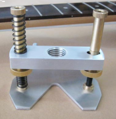Precision Router Base with Fine Adjustment
