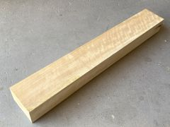 Queensland Maple Double Acoustic Neck Blank #612 - First Grade
