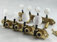 Rubner 700-S Tuners for Slotted Head Mandolin or Bouzouki