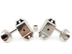 Gotoh SD90-05MN-HAPM Locking Height-Adjustable Tuners 3+3 Nickel