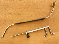 Violin/Viola Soundpost Gauge & Soundpost Setter Set