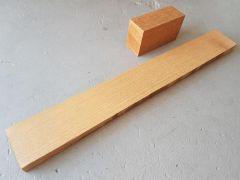 Spanish Cedar Classical Guitar Neck + Heel Blanks