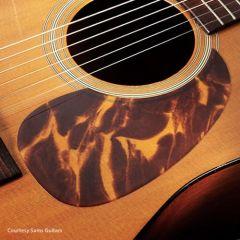 Tortoloid Acoustic Guitar Pickguard