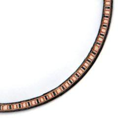 Ukulele Mosaic Rosette #5 - Tenor/Baritone Size