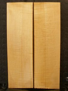 German Maple Violin/Viola/Mandolin Back #11 - AAA Grade