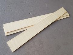 German Maple Violin/Viola Sides