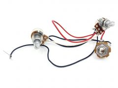 Wiring Harness for Precision Bass