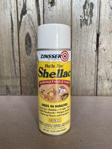 Zinsser Clear Shellac Aerosol